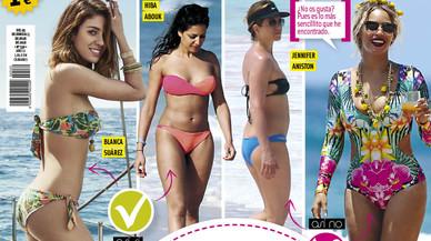 ¿Quin biquini et queda millor al cos?