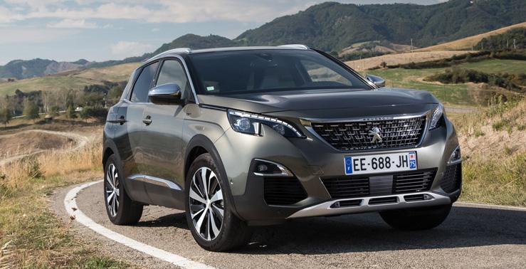 Peugeot apuesta al SUV con el 3008