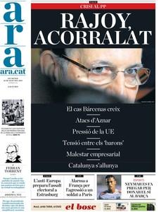 La sombra de Aznar, el cerco a Rajoy y el ultim�tum a Rubalcaba