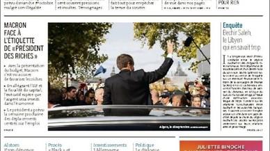 """El editorial de 'Financial Times', contra la gestión de Rajoy y contra un referéndum """"sin legitimidad"""""""