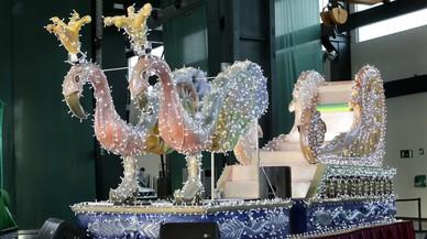 La Cabalgata de Reyes de Sabadell incorpora elementos del pasado textil