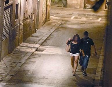ducha prostituta callejera sexo