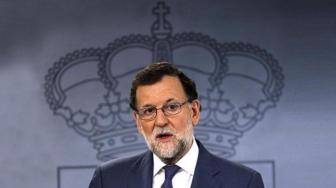 """Rajoy reitera la necesidad de """"diálogo"""" con la Generalitat sin concretar ninguna propuesta"""