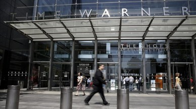 Sede de Time Warner en Nueva York.