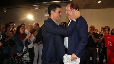 """Sánchez reclama que el 21-D convierta el 'procés' en """"un mal recuerdo"""""""