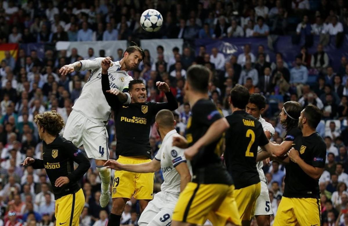 Brutal, sí, pero Ramos debió ser expulsado