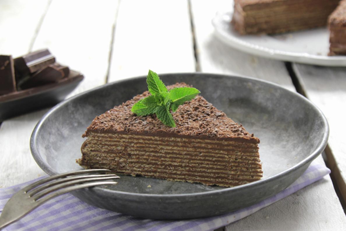 Receta de tarta de huesitos o de obleas for Un soltero en la cocina