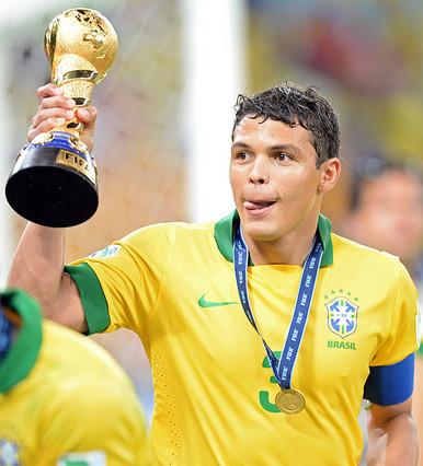 "Thiago Silva: ""Tito me dijo que fichase por el Bar�a"""