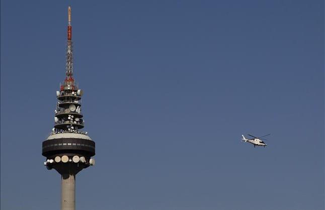 RTVE necesita una avioneta y tres helic�pteros