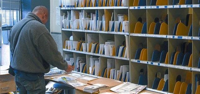Correos invertir 20 millones en catalunya este a o un 42 for Oficina de correo barcelona