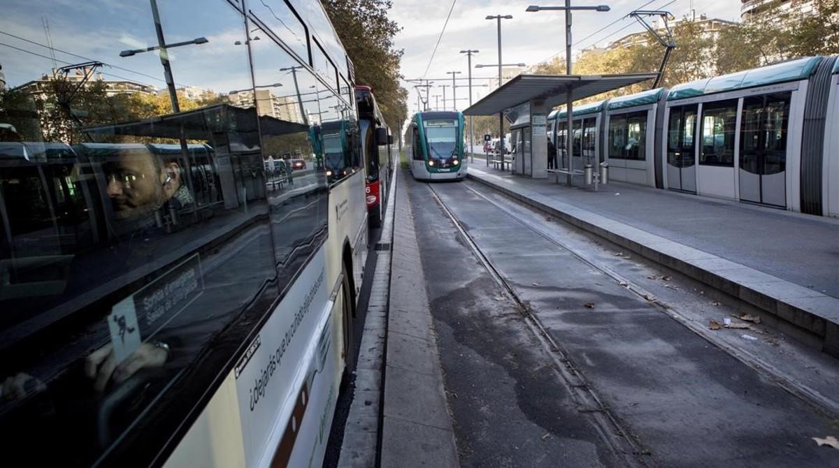El tranvía metropolitano, la mejor solución