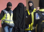 Una mujer detenida en el 2014 en Melilla acusada de reclutar a chicas para unirse al Estado Islámico en Siria e Irak.