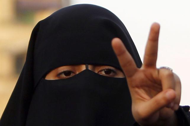 El otoño de la mujer árabe