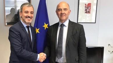 Collboni se reúne con el comisario de Economía de la UE para abordar el papel de las ciudades