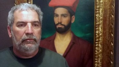 Alejandro Viladrich: «Mi abuelo trató de rescatar al hombre profundo»