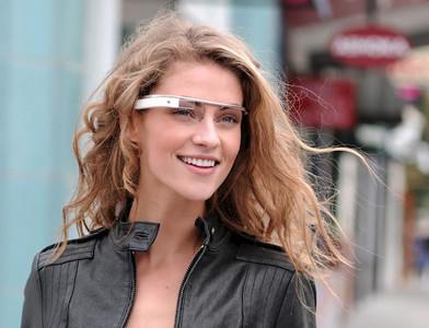 El prototipo de gafas de Google 'Project Glass' permitirá conectarse a internet.