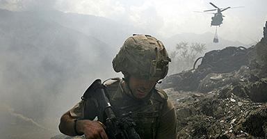 Récord de suicidios del Ejército de EEUU en Afganistán