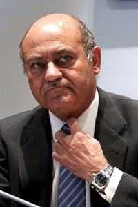 El expresidente de la CEOE, Gerardo Díaz Ferrán.