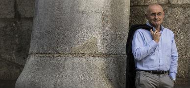 El doctor Antoni Andreu, director del Instituto de Salud Carlos III, de Madrid, en viernes, en Barcelona.