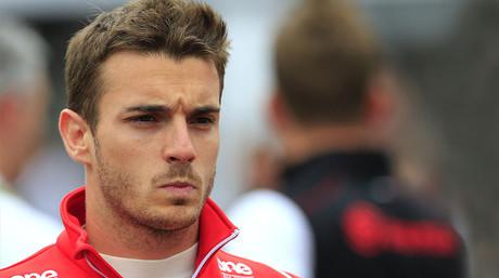 El piloto franc�s Jules Bianchi, el pasado mayo, en M�naco