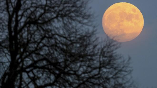 El dia de Nadal ha coincidit amb una lluna plena per primera vegada en 38 anys