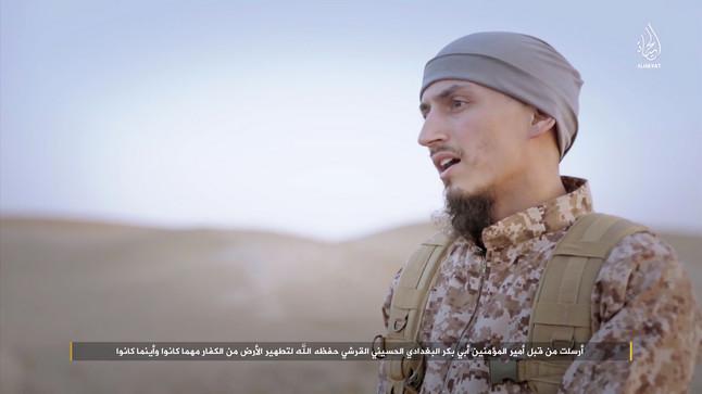 Samy Amimour, también conocido como Abu Qital al-Faransi.