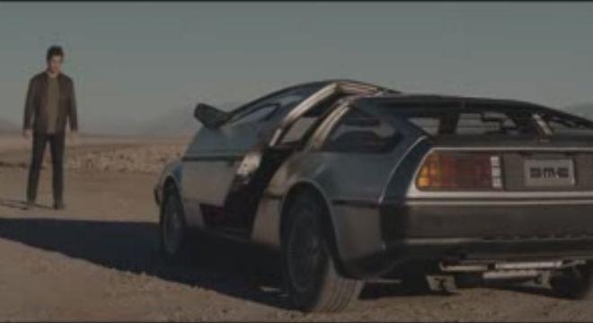 Así es el nuevo DeLorean