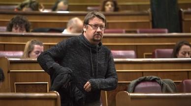 """Xavier Domènech: """"A Catalunya fan falta unes eleccions ja"""""""