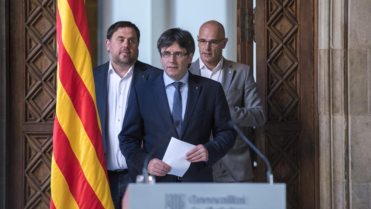 Resultado de imagen para cataluña puigdemont
