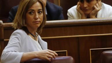 Carme Chacón fitxa per un bufet d'advocats de Madrid