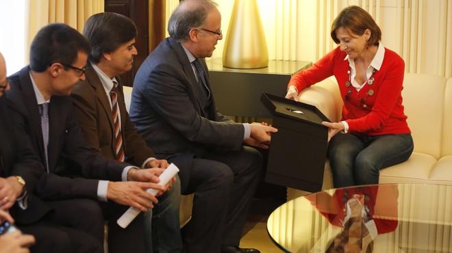 Constituïm proposa una república catalana amb presidència 'a la francesa'
