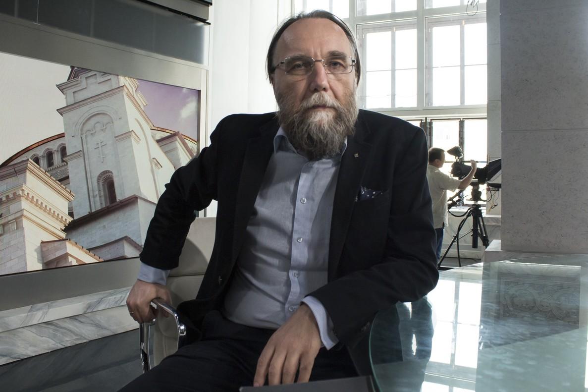 Aleksándr Duguin, el ideólogo de Putin