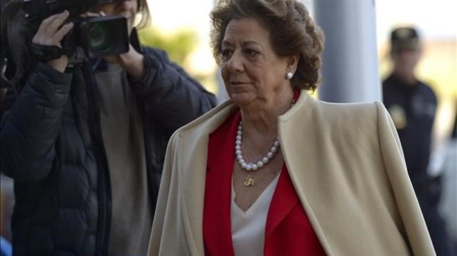 El jutge del 'cas Imelsa' demana al Suprem que imputi Rita Barberá per blanqueig