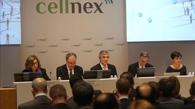 Cellnex manté beneficis malgrat l'esforç inversor