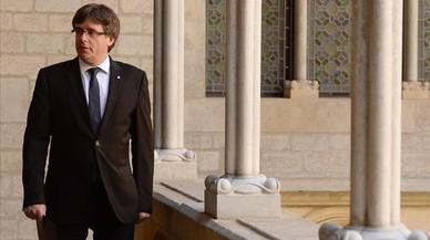 Puigdemont difon un nou enllaç per consultar on votar l'1-O