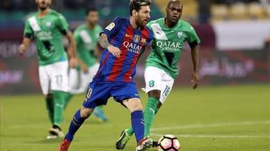 Sky Sports assegura que un club xinès prepara 500 milions per a Messi