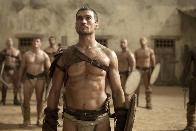 Muere el actor de la serie 'Espartaco' a los 39 años
