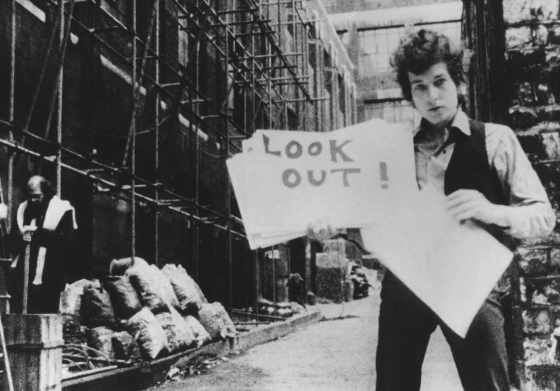 """""""Si Dylan es un poeta, yo soy un jugador de básket"""""""