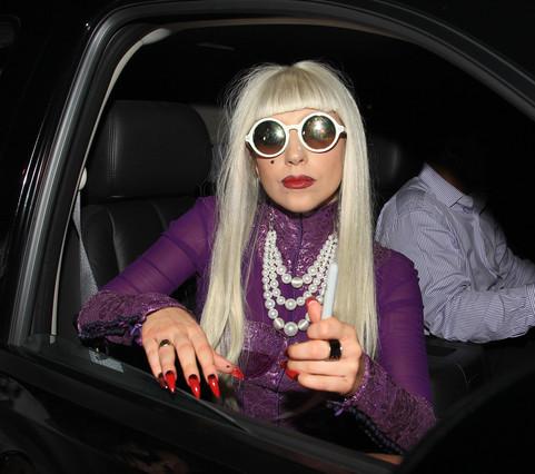 Lady Gaga donará un millón de dólares para los afectados del 'Sandy'