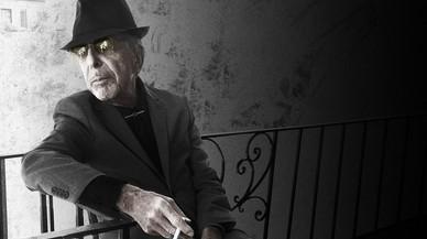 Leonard Cohen, en el crepuscle