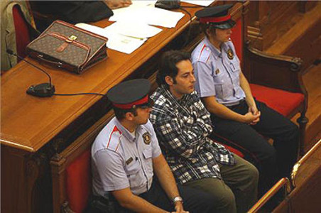 La jueza impone 15 años y medio de pena para el homicida del metro de Navas