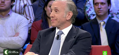 Eduardo Inda dice que su exmujer le debe 25.000 €