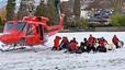Mueren cinco esquiadores en una avalancha en el Tirol austr�aco