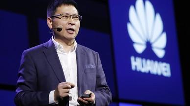 Huawei ya vende más 'smartphones' que Apple