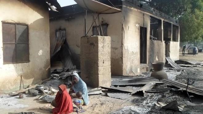 Nens cremats vius en un atac de Boko Haram a Nigèria