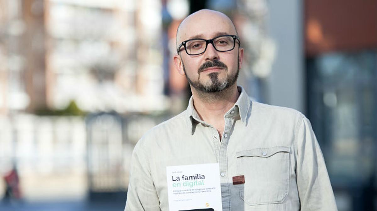 Jordi Jubany: ¿Cuánto tiempo dedica tu familia a las pantallas?