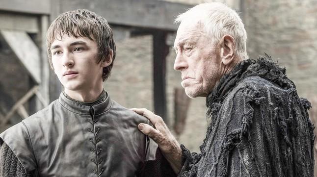 Juego de Tronos, sexta temporada. Bran Stark y el Cuervo de Tres Ojos.