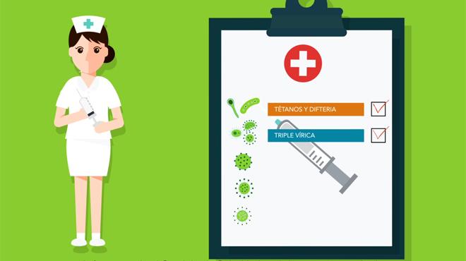 """Los enfermeros cargan contra Sanidad por una campaña """"machista y sexista"""""""