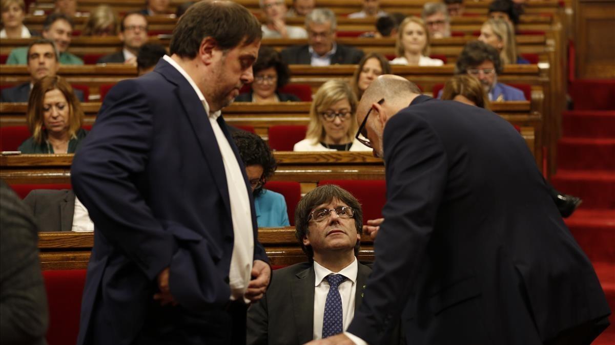 ¿Qué opinas de los resultados electorales en Catalunya?
