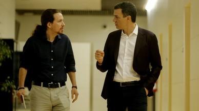 El PSOE da por muerto el riesgo de 'sorpasso' de Podemos